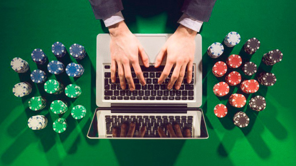 Betting at Online Casinos